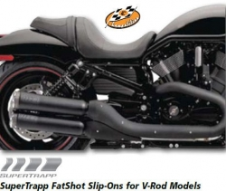 SuperTrapp FatShot V-Rod