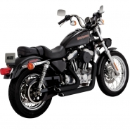 V&H Short Shots Sportster