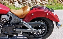 Lasträcke Indian Scout
