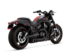 Vance & Hines Competition V-Rod
