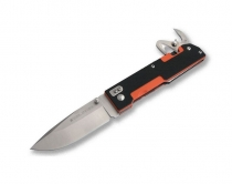 Rescue Knife M6 black/orange