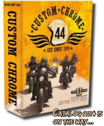 Custom-Chrome Katalog 2014